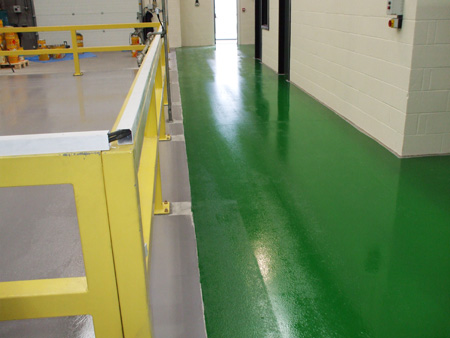 Industrial Floor Paint For Factory Floor Painting And