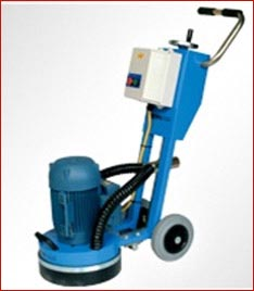 Floor grinding machine – small size